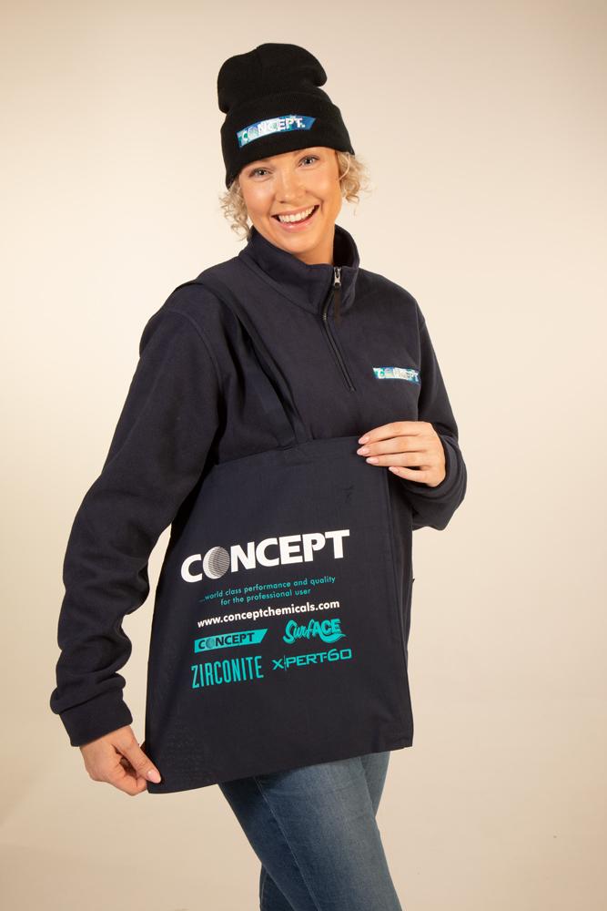 Concept all brands carry bag