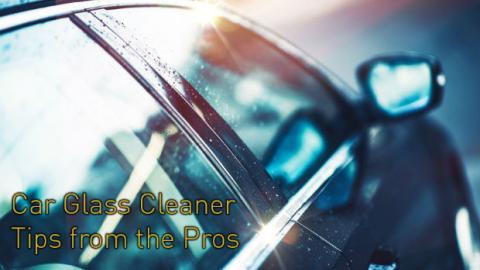 car-glass-cleaner